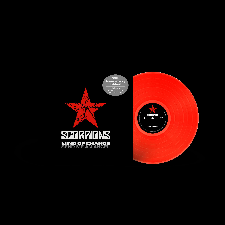 Scorpions - Wind Of Change / Send Me An Angel