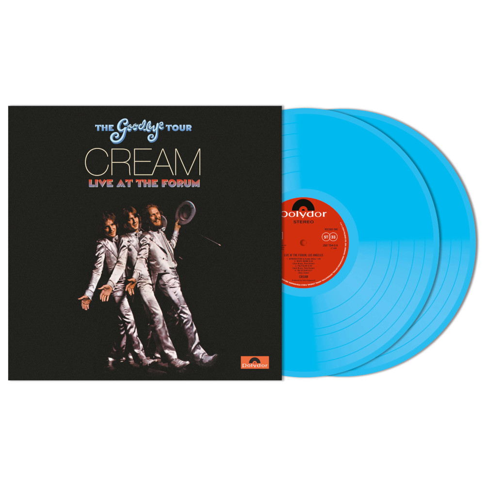 Cream - Goodbye Tour – Live At The Forum