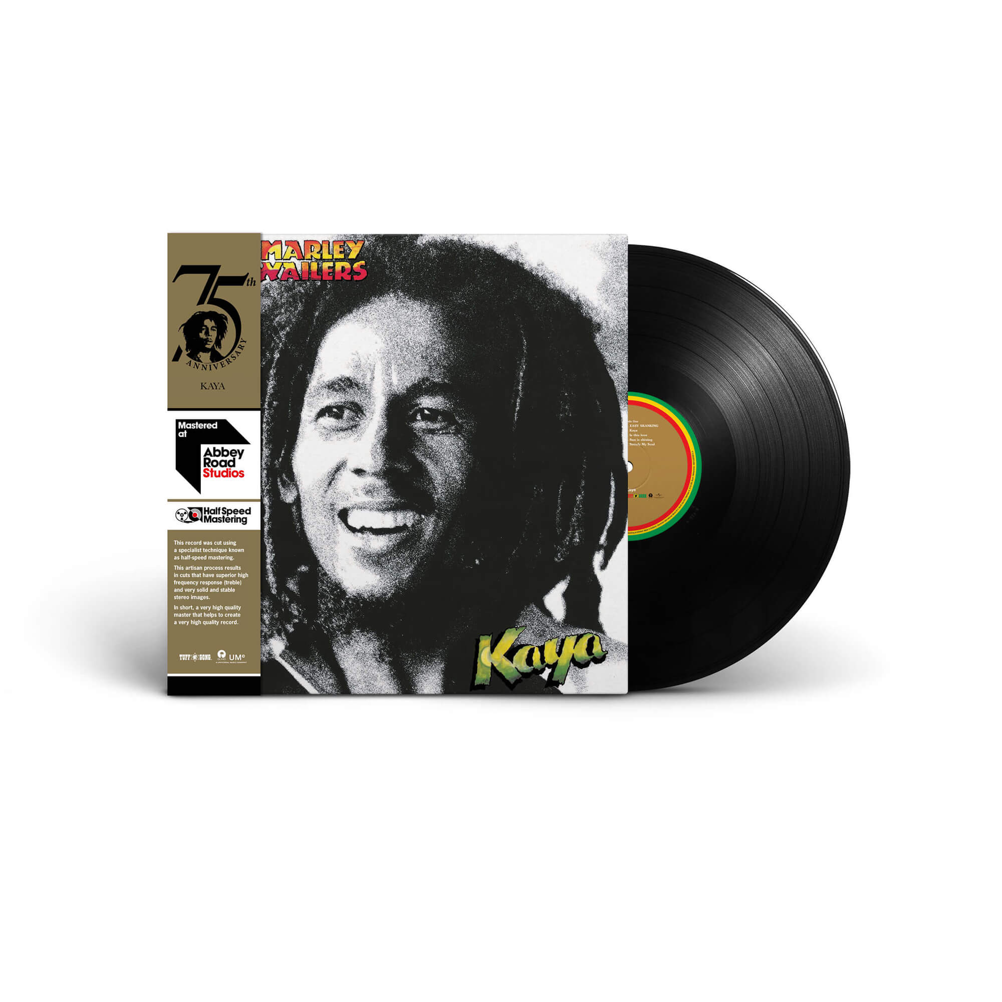 Bob Marley - Ltd. Jamaican Vinyl Pressings, Ltd. Half-Speed Masters