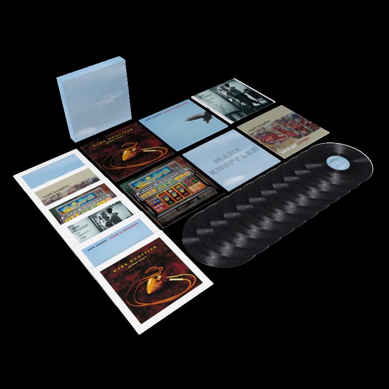 Mark Knopfler - The Studio Albums 1996 - 2007