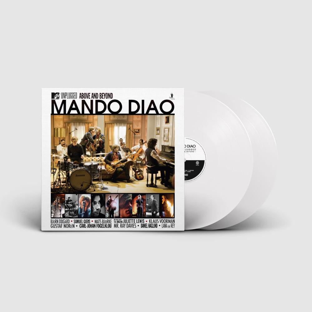 Mando DiaoMTV Unplugged - Above And Beyond