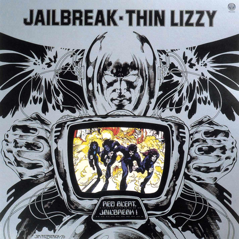 Thin Lizzy - Die besten Alben