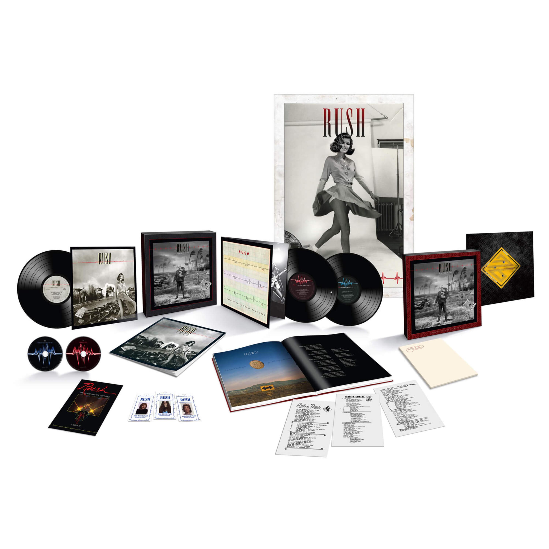 Rush - Permanent Waves 40th Anniversary