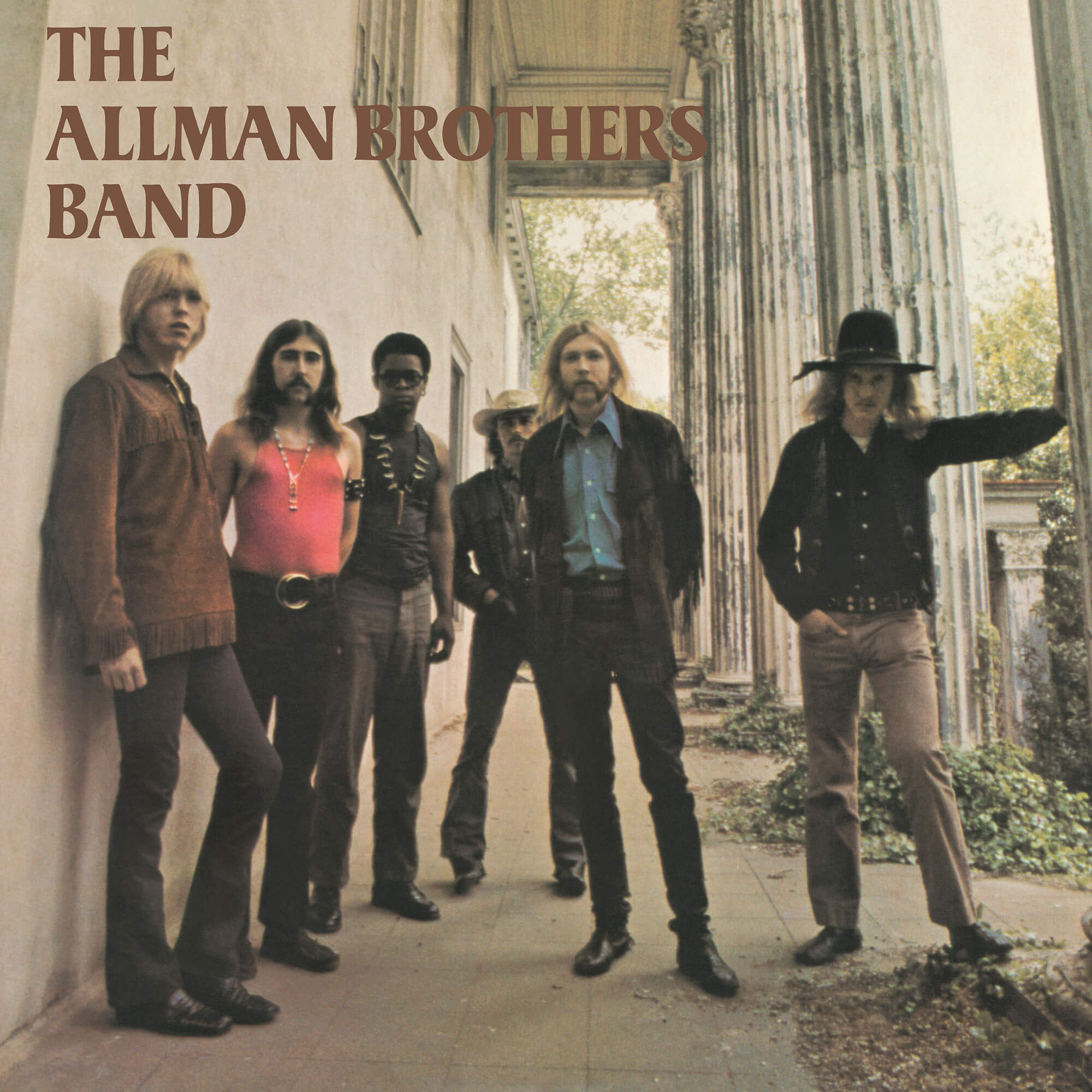 The Allman Brothers Band - The Allman Brothers Band, Idlewild South, Brothers And Sisters