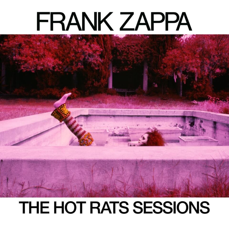 Frank Zappa - The Hot Rats Sessions (6CD Box Set)