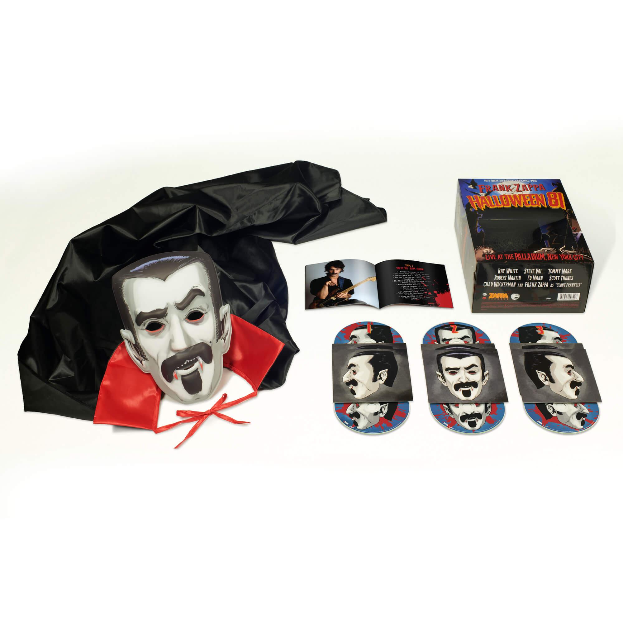 Frank Zappa - Halloween 81