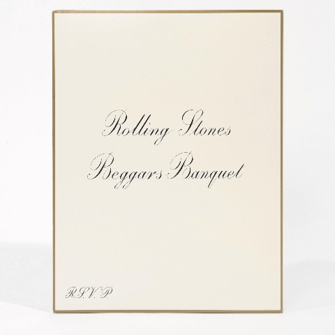 √Beggars Banquet 50th Anniversary Edition von The Rolling Stones - CD jetzt im uDiscover Shop