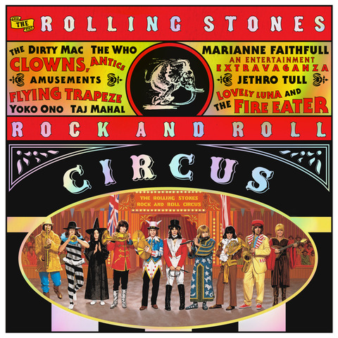√Rock and Roll Circus (3LP) von The Rolling Stones - 3LP jetzt im uDiscover Shop