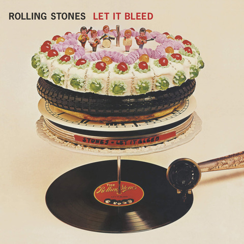 Let It Bleed - 50th Anniversary Edition von The Rolling Stones - LP jetzt im uDiscover Shop