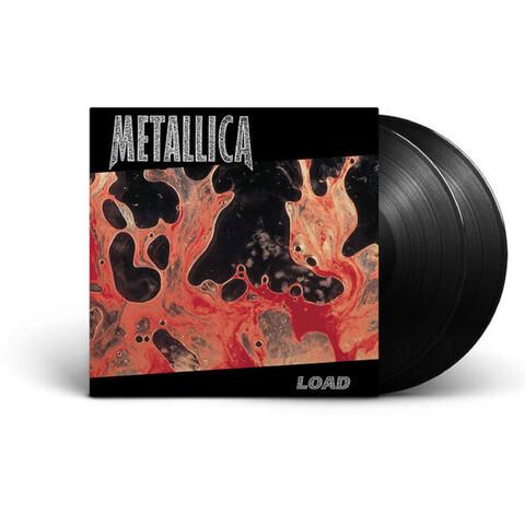 √Load (2LP 33rpm Version) von Metallica - LP jetzt im uDiscover Shop