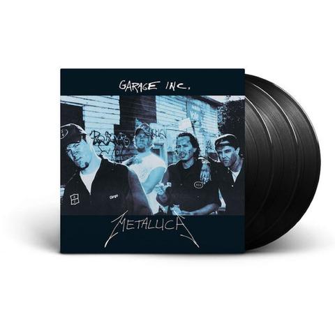 √Garage Inc (3LP) von Metallica -  jetzt im uDiscover Shop