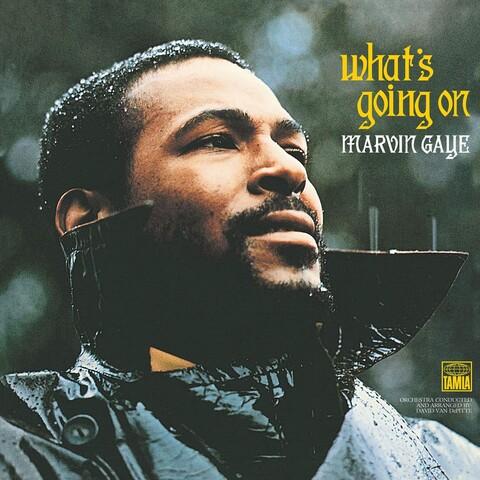 √Whats Going On (Back To Black Vinyl) von Marvin Gaye - lp jetzt im uDiscover Shop
