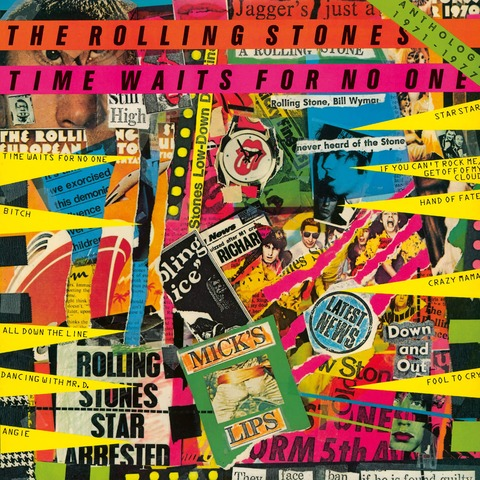 √Time Waits For No One: Anthology 1971-1977 (Japanese SHM-CD) von The Rolling Stones - CD jetzt im uDiscover Shop