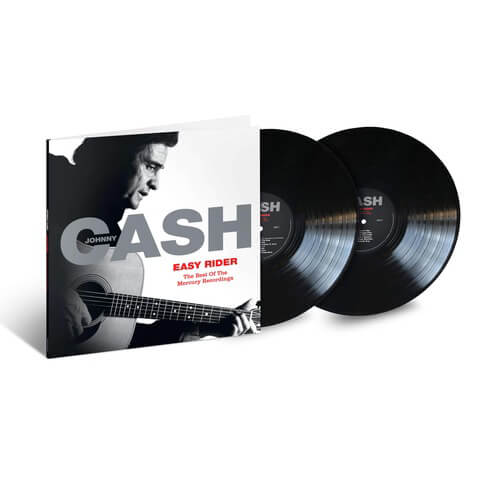 √Easy Rider: The Best of Mercury Recordings von Johnny Cash - 2LP jetzt im uDiscover Shop