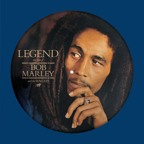 √Legend (Picture Disc LP) von Bob Marley & The Wailers - LP jetzt im uDiscover Shop