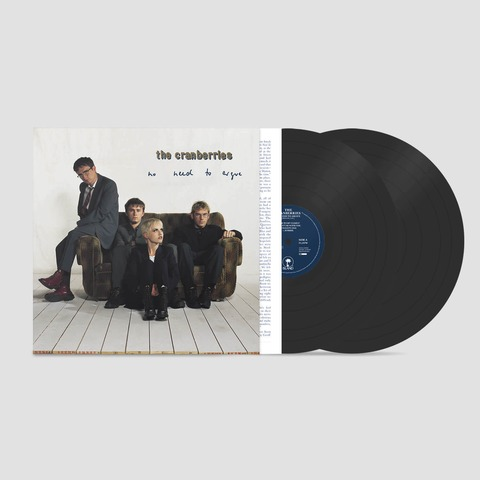 √No Need To Argue von The Cranberries - 2LP jetzt im uDiscover Shop