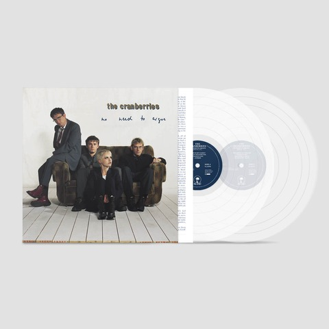 √No Need To Argue (Ltd. Transparent Vinyl) von The Cranberries - 2LP jetzt im uDiscover Shop