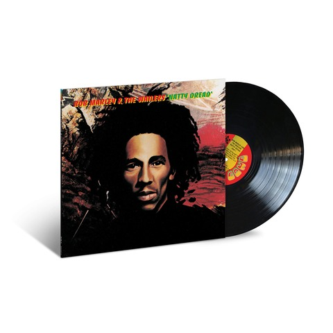 Natty Dread (Ltd. Jamaican Vinyl Pressings) by Bob Marley & The Wailers - lp - shop now at uDiscover store