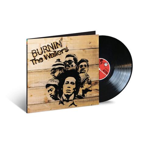 √Burnin (Ltd. Jamaican Vinyl Pressings) von Bob Marley & The Wailers - LP jetzt im uDiscover Shop