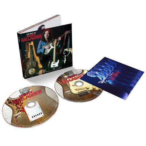 √Best Of von Rory Gallagher - 2CD jetzt im uDiscover Shop