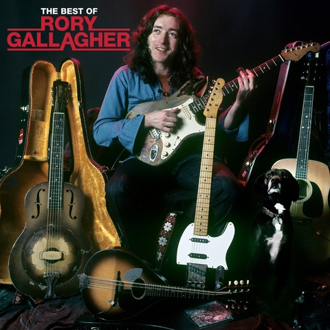 √The Best Of (Exclusive Coloured LP) von Rory Gallagher - 2LP jetzt im uDiscover Shop