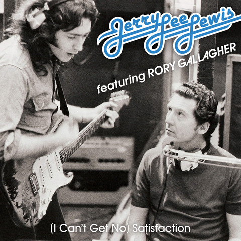 √Jerry Lee Lewis feat .Rory Gallagher - (I Can't Get No) Satisfaction - Exclusive 7'' Vinyl von Rory Gallagher - Vinyl jetzt im uDiscover Shop