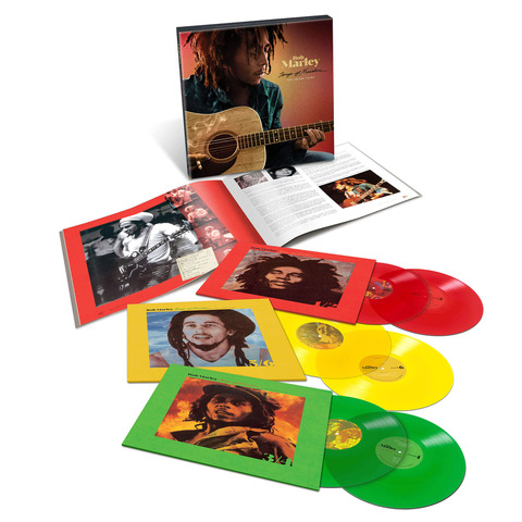 Songs Of Freedom: The Island Years (Excl. Coloured 6LP Boxset) von Bob Marley - Boxset jetzt im uDiscover Shop