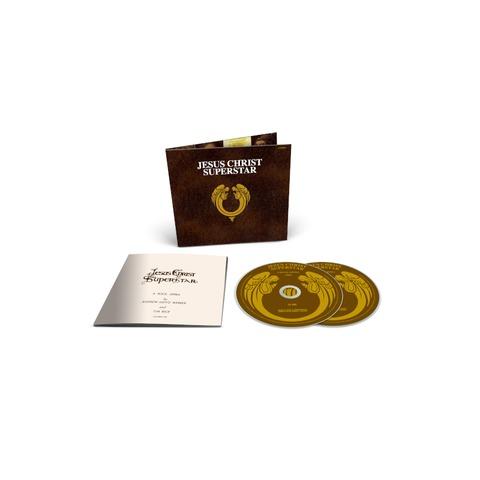 √Jesus Christ Superstar - 50th Anniversary Edition (2CD) von Andrew Lloyd Webber - 2CD jetzt im uDiscover Shop