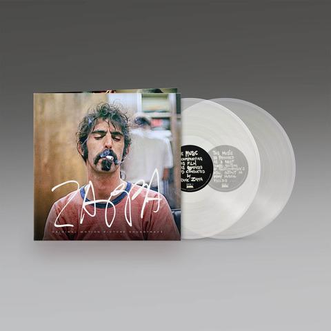 √ZAPPA (Original Motion Picture Soundtrack - Clear 2LP) von Frank Zappa - 2LP jetzt im uDiscover Shop