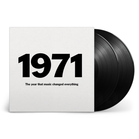 1971: The Year That Music Changed Everything (Excl 2LP) by Various Artists - 2LP - shop now at uDiscover store