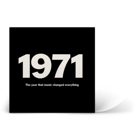 1971: The Year That Music Changed Everything (Excl Black Friday Coloured 2LP) by Various Artists - 2LP - shop now at uDiscover store