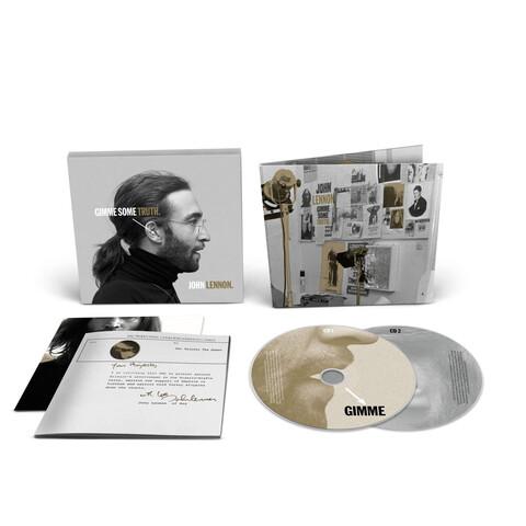 √GIMME SOME TRUTH. von John Lennon - 2CD jetzt im uDiscover Shop