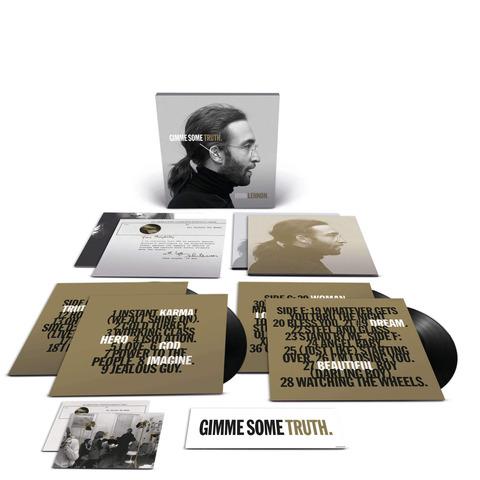 √GIMME SOME TRUTH. (Ltd. 4 LP Box) von John Lennon - Box jetzt im uDiscover Shop