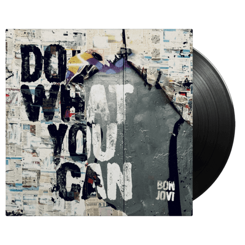 √Do What You Can (Excl. 7'' Single) von Bon Jovi - LP jetzt im uDiscover Shop