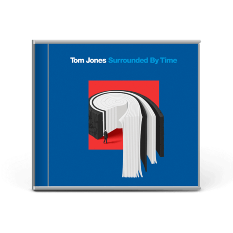 √Surrounded By Time von Tom Jones - CD jetzt im uDiscover Shop