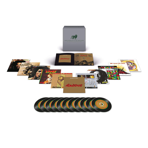 √The Complete Island Recordings (11 CD Boxset) von Bob Marley & The Wailers - Box set jetzt im uDiscover Shop