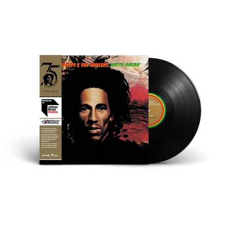 √Natty Dread (Ltd. Half-Speed Mastered LP) von Bob Marley & The Wailers - LP jetzt im uDiscover Shop