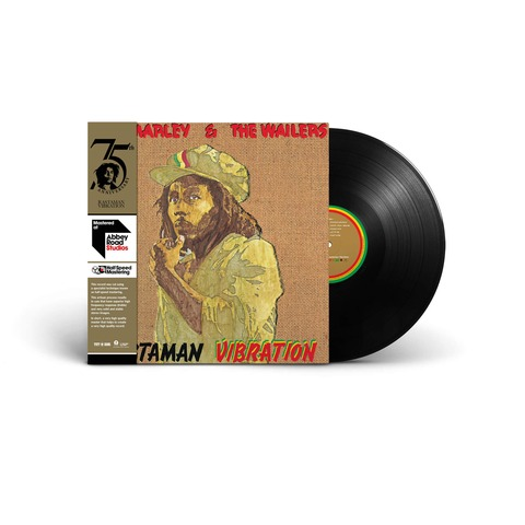 Rastaman Vibration (Ltd. Half-Speed Mastered LP) von Bob Marley & The Wailers - LP jetzt im uDiscover Shop