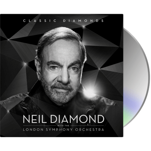 √Classic Diamonds With The London Symphony Orchestra (Ltd. Deluxe CD) von Neil Diamond - CD jetzt im uDiscover Shop