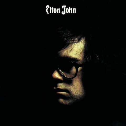 √Elton John (Limited Edition Gold Vinyl) von Elton John - LP jetzt im uDiscover Shop