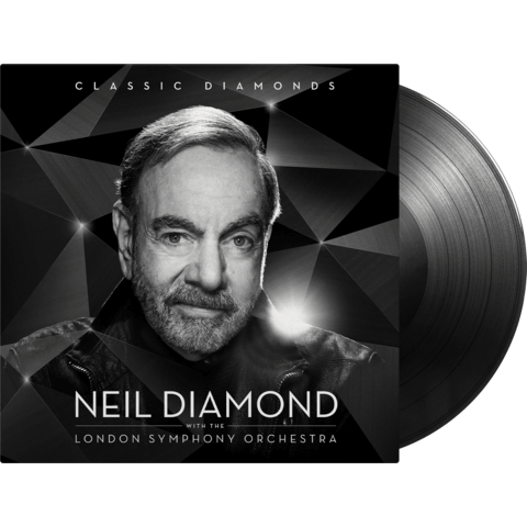√Classic Diamonds With The London Symphony Orchestra (Ltd. Deluxe Vinyl) von Neil Diamond - LP jetzt im uDiscover Shop
