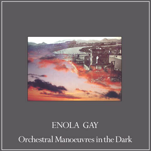 √Enola Gay (40th Anniversary - Ltd. 12'' Single) von Orchestral Manoeuvres In The Dark - Vinyl jetzt im uDiscover Shop