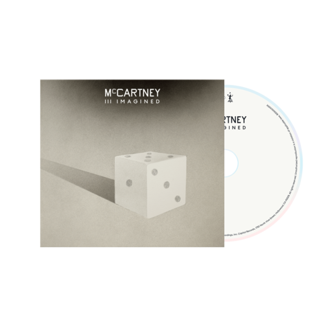 √McCartney III Imagined von Paul McCartney - cd jetzt im uDiscover Shop