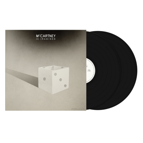 √McCartney III Imagined von Paul McCartney - 2LP jetzt im uDiscover Shop