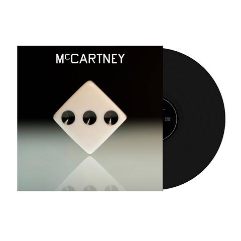 √III (Black Vinyl) von Paul McCartney - LP jetzt im uDiscover Shop