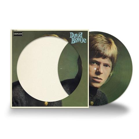 √David Bowie (Excl. Picture LP) von David Bowie - Picture LP jetzt im uDiscover Shop