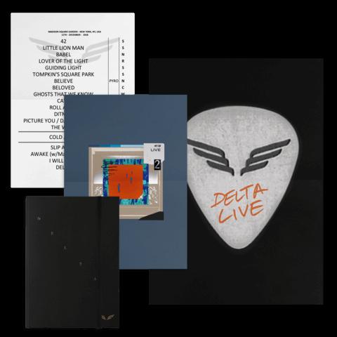 √Delta Diaries (Ltd. CD Book) von Mumford & Sons - CD jetzt im uDiscover Shop