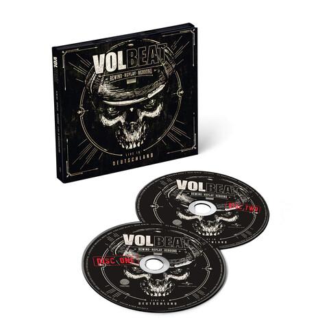 √Rewind, Replay, Rebound: Live In Deutschland (2CD) von Volbeat - 2CD jetzt im uDiscover Shop