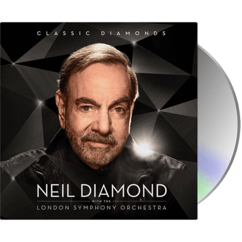 √Classic Diamonds With The London Symphony Orchestra von Neil Diamond - CD jetzt im uDiscover Shop