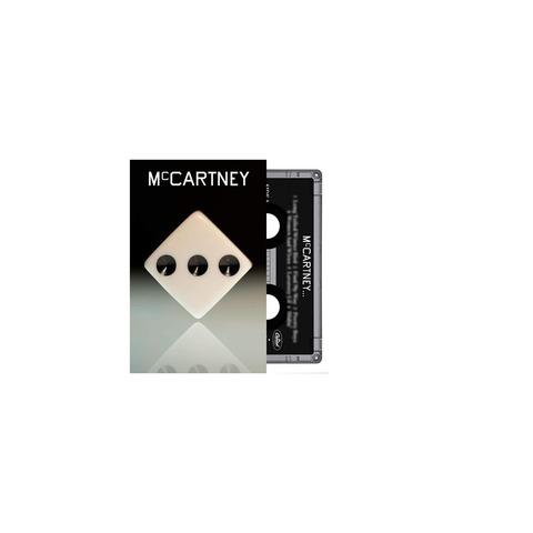 √III (Cassette) von Paul McCartney - Musikkassette jetzt im uDiscover Shop